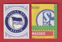 Hertha Berlin Badge S1